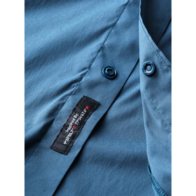 Marmot Runyon Langarm Shirt Herren denim